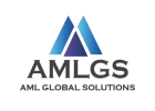 company logo: aml global solutions.